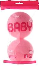 Perfumería y cosmética Set esponjas de baño, 2 uds. - Suavipiel Baby Soft Sponge