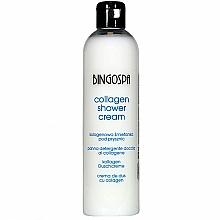 Perfumería y cosmética Crema de ducha con colágeno - BingoSpa Collagen Cream Shower