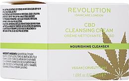 Perfumería y cosmética Crema facial limpiadora con aceite de semilla de cañamo - Revolution Skincare CBD Cleansing Cream