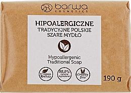 Perfumería y cosmética Jabón hipoalergénico tradicional de Polonia natural vegano - Barwa Hypoallergenic Traditional Soap