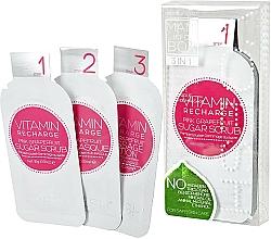 """Perfumería y cosmética Tratamiento SPA para manos y uñas """"pomelo rosa"""" - Voesh Mani In A Box Vitamin Recharge Pink Grapefruit (10 g)"""
