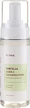 Perfumería y cosmética Espuma facial limpiadora con 69% agua de centella asiática - IUNIK Centella Bubble Cleansing Foam