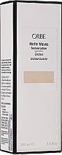 Perfumería y cosmética Loción moldeadora para cabello con extracto de soja - Oribe Matte Waves Texture Lotion