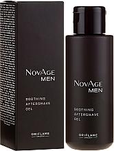 Perfumería y cosmética Gel aftershave con mentol - Oriflame NovAge Men Soothing Aftershave Gel