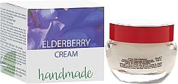 Perfumería y cosmética Crema facial con extracto de saúco - Hristina Cosmetics Handmade Elderberry Cream
