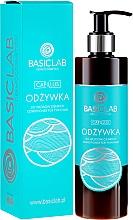 Perfumería y cosmética Acondicionador con lavanda marina y extracto de algas - BasicLab Dermocosmetics Capillus