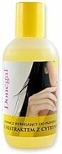 Perfumería y cosmética Quitaesmalte de uñas con extracto cítrico sin acetona - Donegal Nail Polish Remover