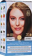 Perfumería y cosmética Tinte natural para cabello - Tints Of Nature Permanent Colour