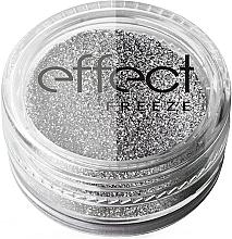 Perfumería y cosmética Polvo para uñas - Silcare Freeze Effect