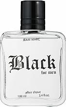 Perfumería y cosmética Jean Marc X Black - Loción aftershave