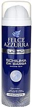 Perfumería y cosmética Espuma de afeitar hidratante con aloe vera y manteca de karité - Felce Azzurra Men Shaving Foam