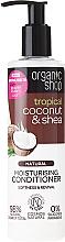 Perfumería y cosmética Acondicionador con aceite de coco y manteca de karité - Organic Shop Coconut And Shea Conditioner