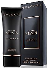 Perfumería y cosmética Bvlgari Man In Black - Bálsamo aftershave