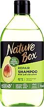 Perfumería y cosmética Champú restaurador con aceite de aguacate - Nature Box Avocado Oil Shampoo