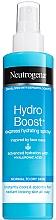 Perfumería y cosmética Spray frío para rostro y cuerpo con ácido hialurónico - Neutrogena Hydro Boost Express Hydrating Spray