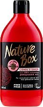 Perfumería y cosmética Acondicionador para cabello teñido con aceite de granada - Nature Box Pomegranate Oil Conditioner