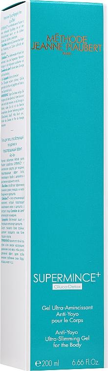 Tratamiento corporal adelgazante en gel - Methode Jeanne Piaubert Supermince+ Anti-Yoyo Ultra-Slimming Gel for the Body — imagen N2