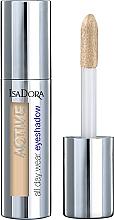 Perfumería y cosmética Sombra de ojos líquida, resistente al agua - IsaDora Active All Day Wear Eyeshadow