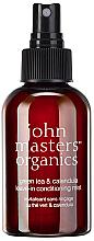 Perfumería y cosmética Spray acondicionador con caléndula, sin aclarado - John Masters Organics Green Tea & Calendula Leave-In Conditioning Mist