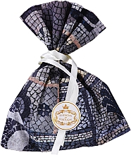 Perfumería y cosmética Saquito artesano con jabón aromático, gris y violeta - Essencias De Portugal Tradition Charm Air