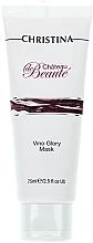 Perfumería y cosmética Mascarilla facial revitalizante y rejuvenecedora con extracto de uva manteca de aguacate - Christina Chateau de Beaute Vino Glory Mask
