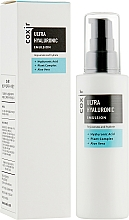Perfumería y cosmética Emulsión facial con ácido hialurónico y aloe vera - Coxir Ultra Hyaluronic Emulsion