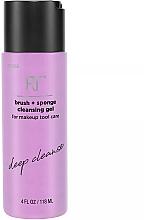 Perfumería y cosmética Gel de limpieza de brochas y esponjas de maquillaje - Real Techniques Brush + Sponge Cleansing Gel