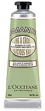 Perfumería y cosmética Crema de manos con leche de almendra - L'Occitane Almond Delicious Hands Cream