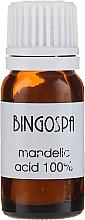 Perfumería y cosmética Ácido mandélico 100% (para uso profesional) - BingoSpa