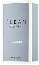Perfumería y cosmética Clean Clean For Men Classic - Eau de toilette