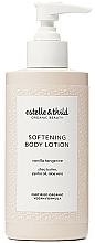 Perfumería y cosmética Loción corporal orgánica con aceite de jojoba y extracto de aloe vera - Estelle & Thild Vanilla Tangerine Softening Body Lotion
