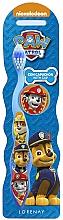 Perfumería y cosmética Cepillo de dientes suave para niños - Nickelodeon Paw Patrol Toothbrush Boy