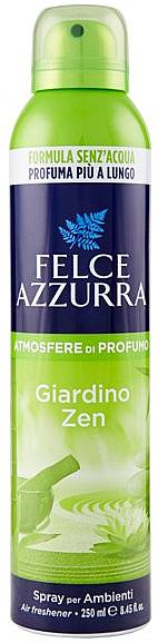 Ambientador en spray con aroma a lirio de los valles y peonía - Felce Azzurra Giardino Zen Spray