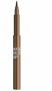 Delineador de cejas - Make Up Factory Eyebrow Intensifier — imagen N1