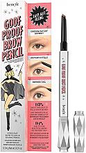 Perfumería y cosmética Lápiz de cejas con cepillo - Benefit Goof Proof Brow Pencil