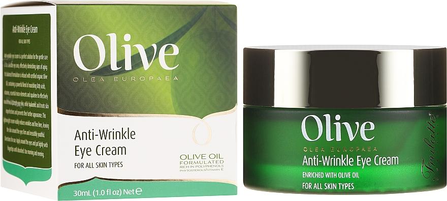 Contorno de ojos de aceite de oliva - Frulatte Olive Anti-Wrinkle Eye Cream