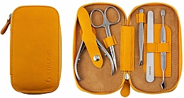 Perfumería y cosmética Kit de manicura, Basic Eco, MS-01E - Staleks Manicure Set