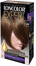 Perfumería y cosmética Tinte permanente para cabello con karité sin amoníaco - Loncolor Expert Oil Fusion