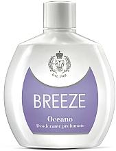 Perfumería y cosmética Breeze Oceano - Perfumowany dezodorant w sprayu