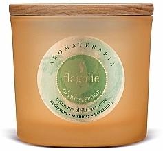 Perfumería y cosmética Vela aromática en tarro - Flagolie Fragranced Candle Refreshing Peace