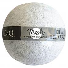 Perfumería y cosmética Bomba de baño con carbón activo - LaQ Bath Bomb