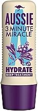 Perfumería y cosmética Tratamiento acondicionador de cabello con aceite de macadamia australiana - Aussie 3 Minute Miracle Moisture Deep Treatment
