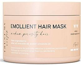 Perfumería y cosmética Mascarilla emoliente para cabello de porocidad media con aceites de oliva y aguacate - Trust My Sister Medium Porosity Hair Emollient Mask