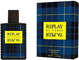 Perfumería y cosmética Replay Signature Re-verse For Men - Eau de toilette