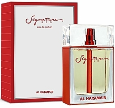 Perfumería y cosmética Al Haramain Signature Red - Eau de parfum
