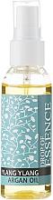 Perfumería y cosmética Aceite de argán con extracto de ylang-ylang - Drop of Essence Argan Oil Ylang Ylang