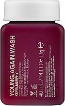 Perfumería y cosmética Champú fortalecedor de cabello con extracto de orquídea y flor de loto - Kevin.Murphy Young.Again.Wash (mini)