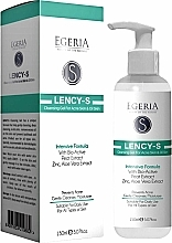 Perfumería y cosmética Gel de limpieza facial con extracto de turba bioactivo, zinc y aloe - Egeria Lency-s Cleansing Gel