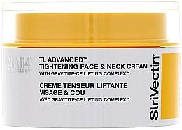 Perfumería y cosmética Crema para rostro y cuello para reafirmar y redensificar - StriVectin Tl Advanced Tightening Face And Neck Cream