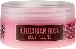 Perfumería y cosmética Peeling corporal con extracto de rosa de Bulgaria - Stani Chef's Bulgarian Rose Body Peeling